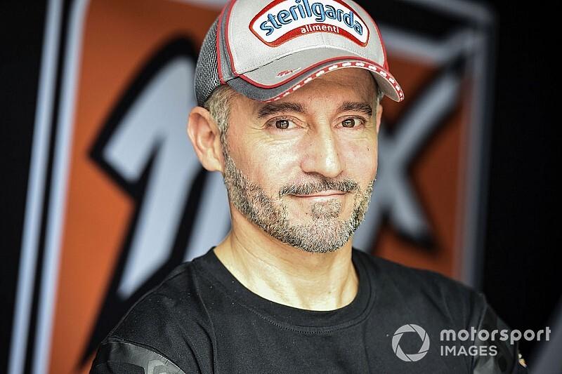 """Max Biaggi: un test MotoGP avec Aprilia n'a """"jamais été planifié"""""""