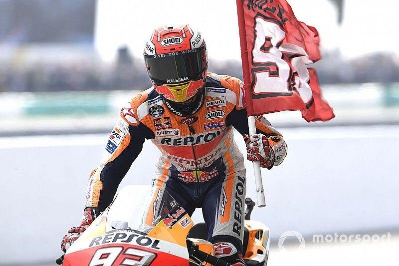 Márquez batte il record di punti in una stagione MotoGP