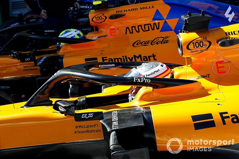 "McLaren planning ""massive departure"" with its new F1 simulator"