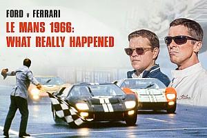Ford v Ferrari op Le Mans '66 – wat er echt gebeurde