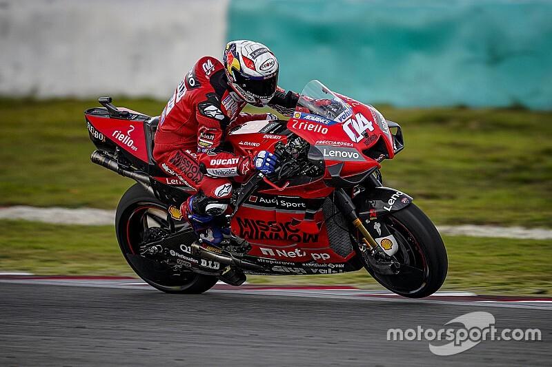 """Le nouveau moteur Ducati, une satisfaction """"petite, mais réelle"""""""