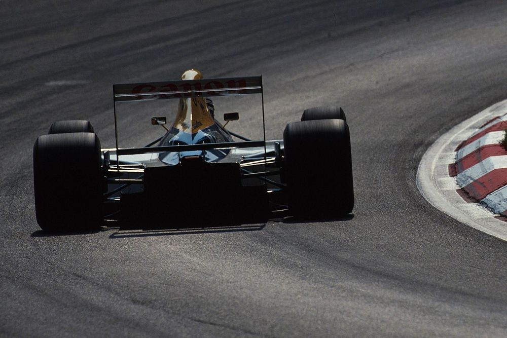The no-ego Williams ace foiled by 90s F1's technology push