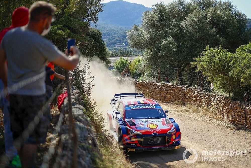 WRC, Rally Italia, Shakedown: svetta all'ultimo Neuville
