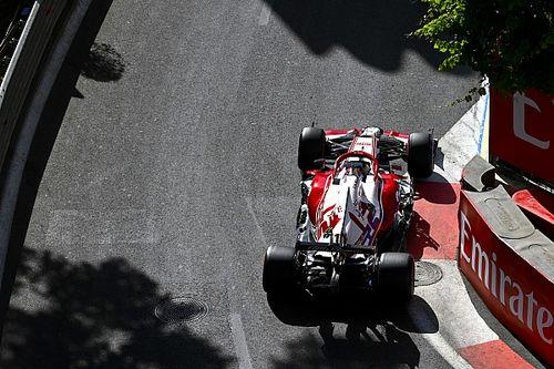 Alfa Romeo Puas Petik Satu Poin dari GP Azerbaijan
