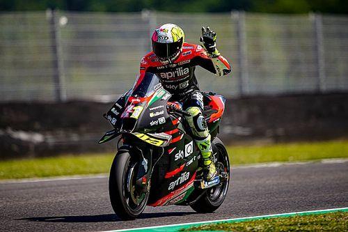 MotoGP, Barcellona, Libere 1: Aprilia al top con Espargaro