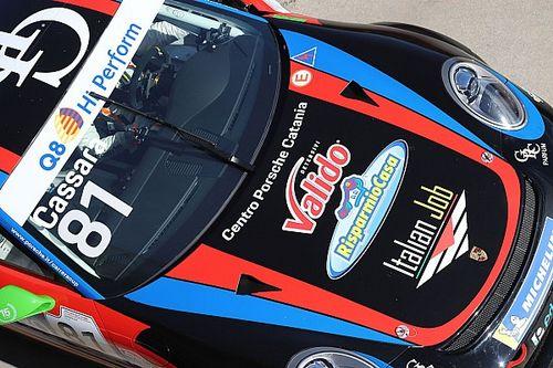 Carrera Cup Italia, Cassarà punta la Michelin Cup con Raptor