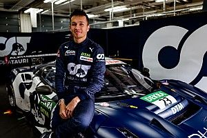 Why Albon has his work cut out in the new-look DTM