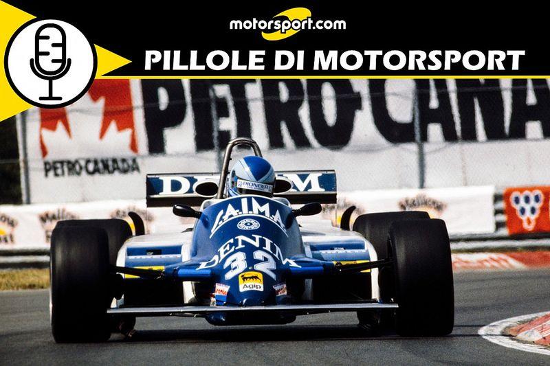 Podcast: Riccardo Paletti, il ricordo di Ercole Colombo