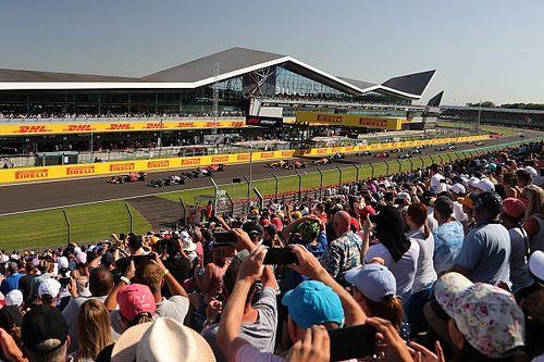 F1: la reacción de la gente a la carrera sprint fue positiva