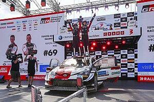 Los mejores momentos del histórico Rally de Estonia, en vídeo