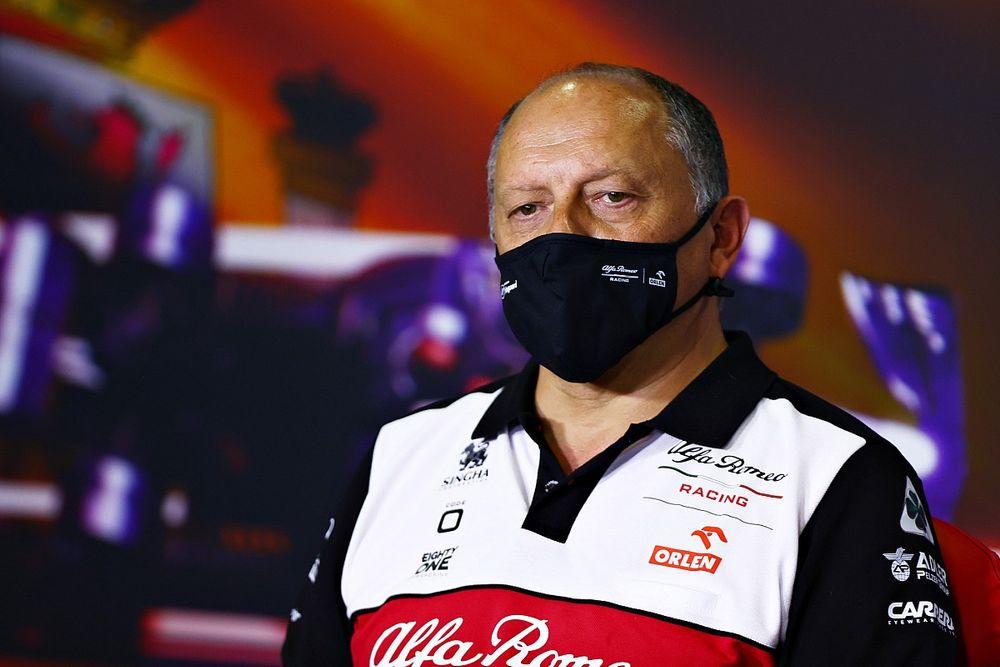 """Vasseur: """"Con Bottas iniziamo un nuovo ciclo per Alfa Romeo"""""""