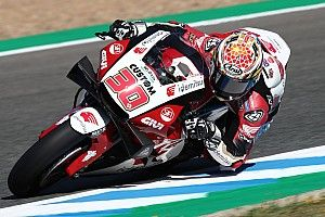 Nakagami cried after missing maiden MotoGP podium at Jerez