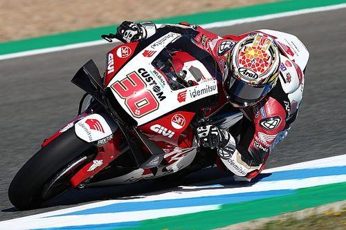 Nakagami cried after missing maiden MotoGP podium at Jerez