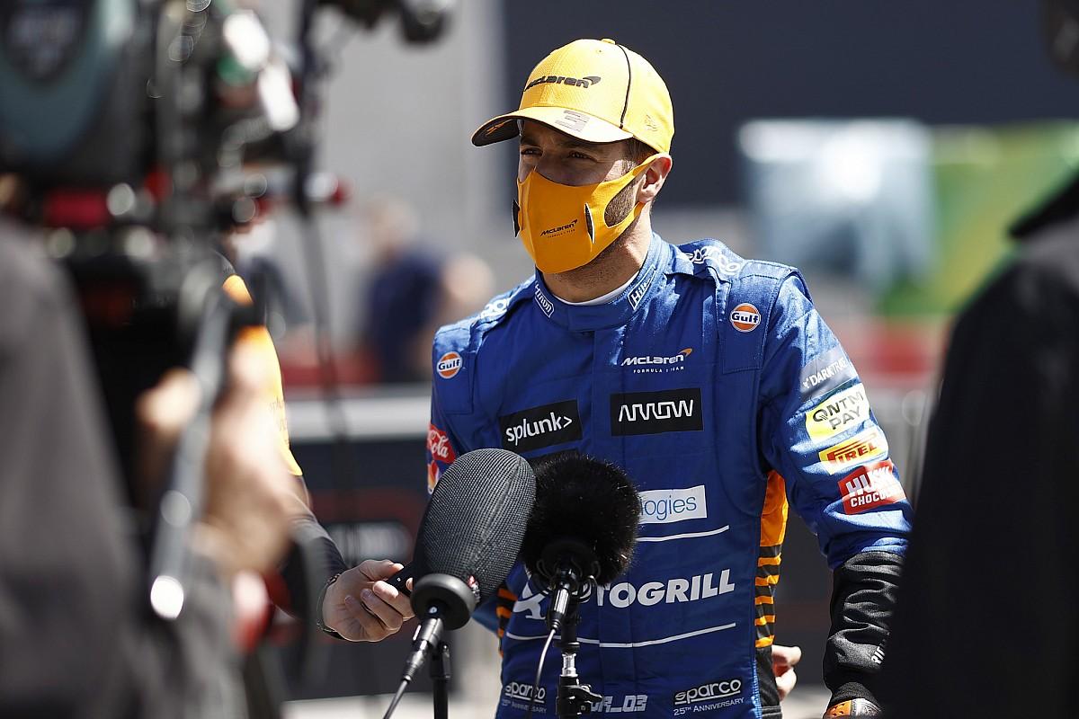"""""""Une question de temps"""" avant que Ricciardo ne retrouve son niveau"""
