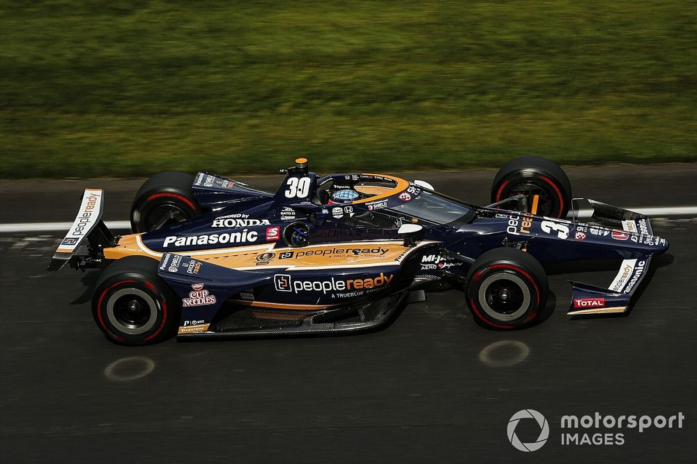 Indy 500: Honda dominates first half of Fast Friday