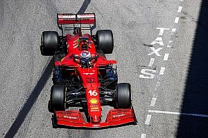 Tercepat pada FP2 GP Monako, Leclerc Terbantu Data Sainz
