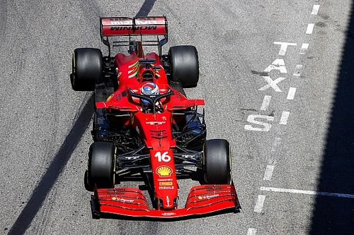 """Leclerc expects Ferrari to go """"back to reality"""" after Monaco"""