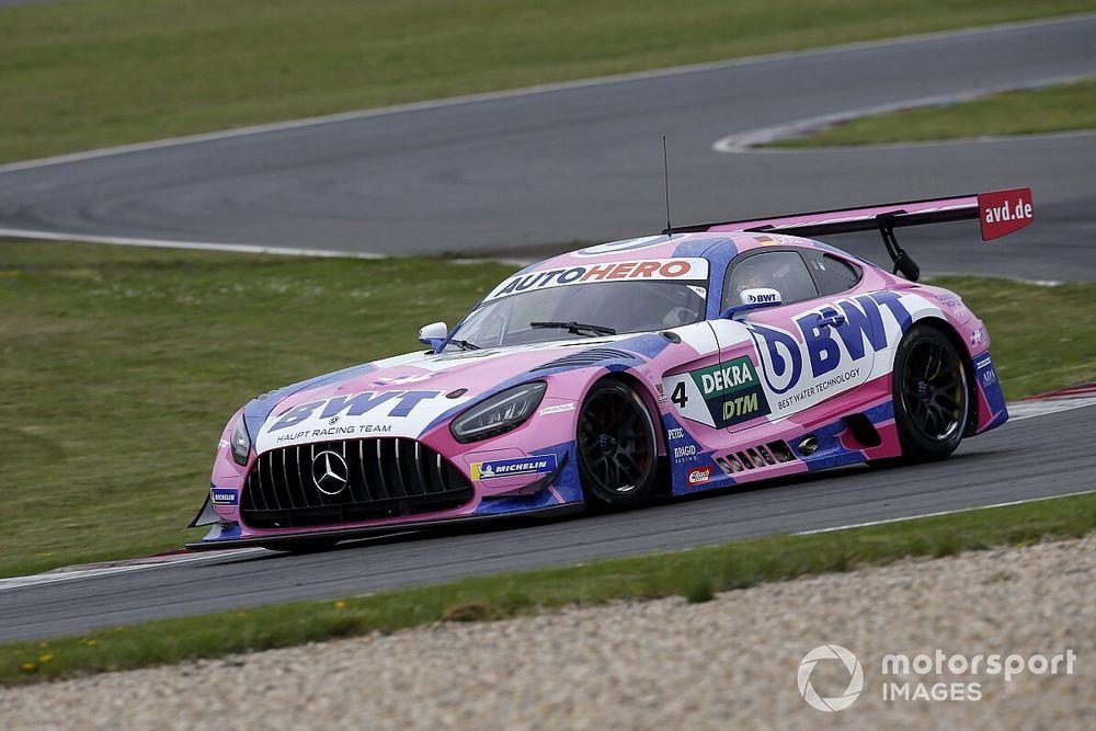 Mercedes Kuasai Hari Pertama Tes DTM Lausitzring