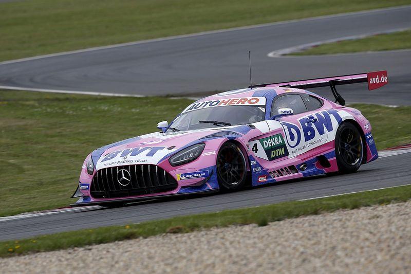 Testowa dominacja Mercedesa