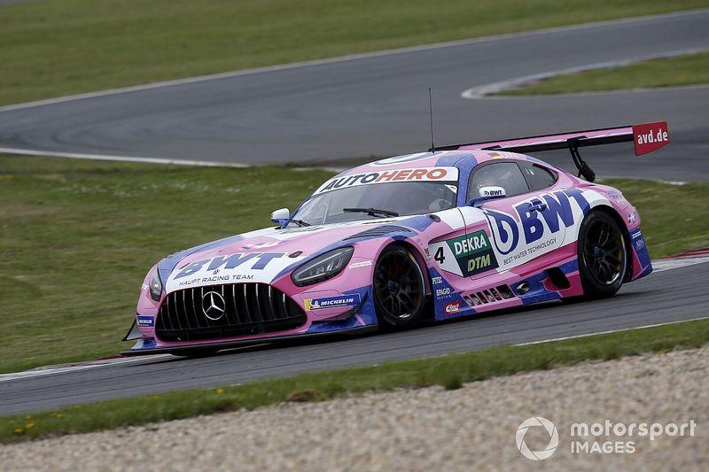 Lausitzring DTM testi: Mercedes ve Gotz lider