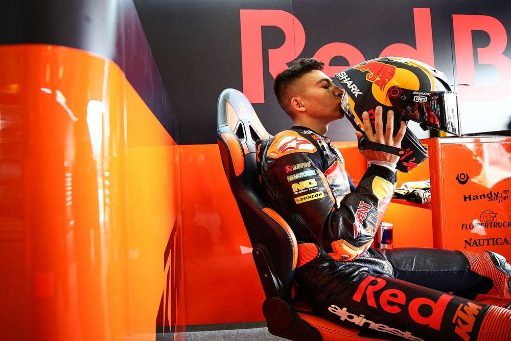 Raul Fernandez Bakal Naik Kelas ke MotoGP pada 2022