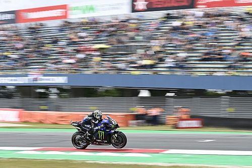 Startopstelling voor de MotoGP TT van Assen