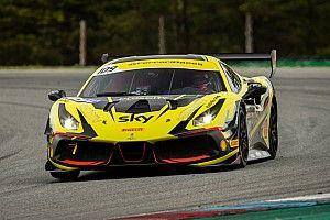 Ferrari Challenge, Brno: Gara 1 a Kirchmayr e Schirò