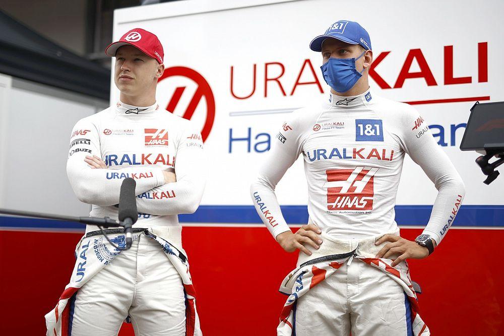 Штайнер решил оставить Шумахера и Мазепина в Haas