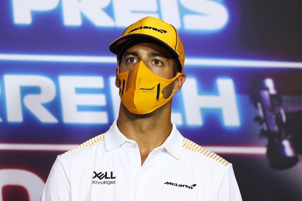 """Ricciardo: """"We moeten gewoon hard rijden met die auto"""""""