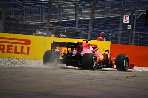 Ferrari ma trudniej