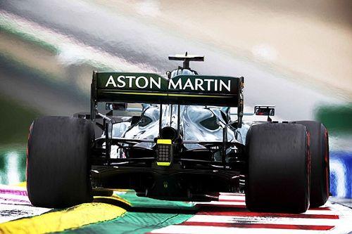 Aston Martin zou Formule 1-avontuur VW Group toejuichen