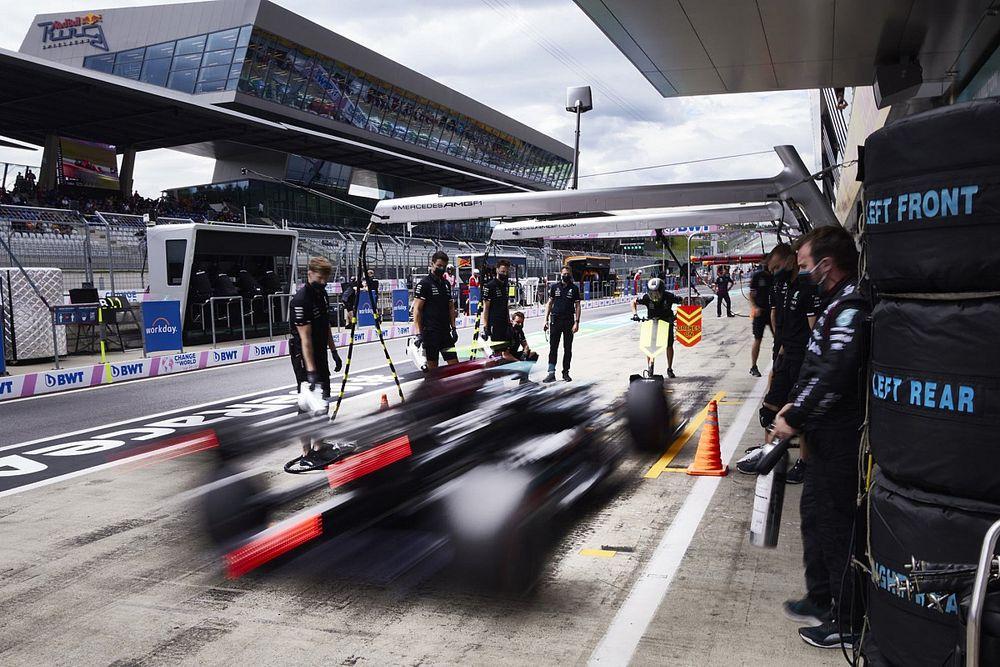 Zmiany silnikowe w Formule 1