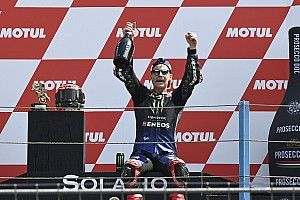 Mondiale MotoGP 2021: Quartararo vola a +34 su Zarco