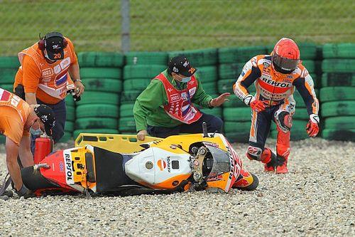 Honda: Marquez's FP2 crash cost him Assen MotoGP podium shot