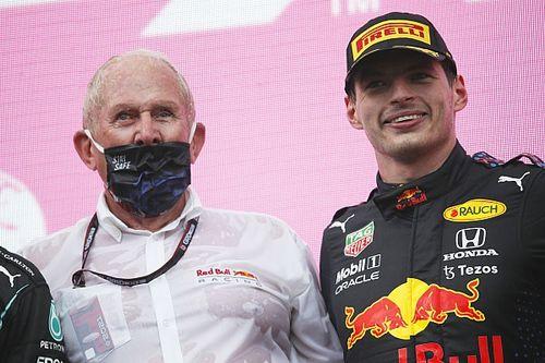 """F1 - Marko: """"Verstappen segue calmo, apesar da desvantagem para Mercedes"""""""