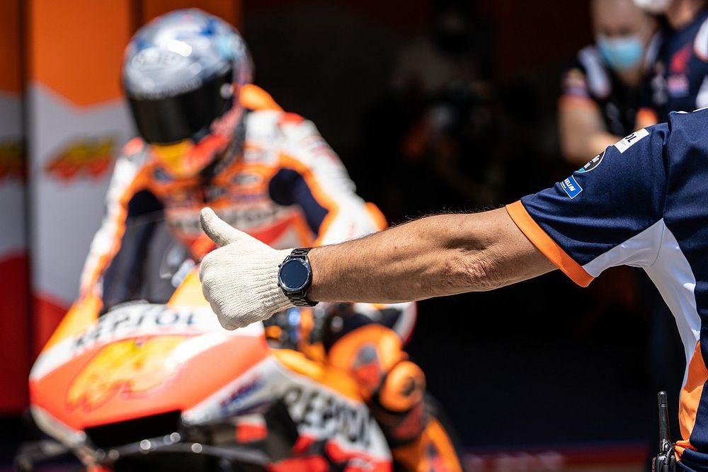 Pol Espargaró: Honda no necesita una moto completamente nueva
