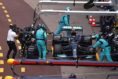 Les leçons que Mercedes va tirer des erreurs de Monaco