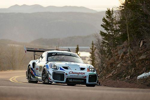 Champion Racing dévoile la Porsche de Dumas pour Pikes Peak