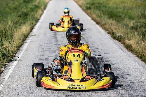 Картингисты LADA пообещали жаркие гонки в Рязани