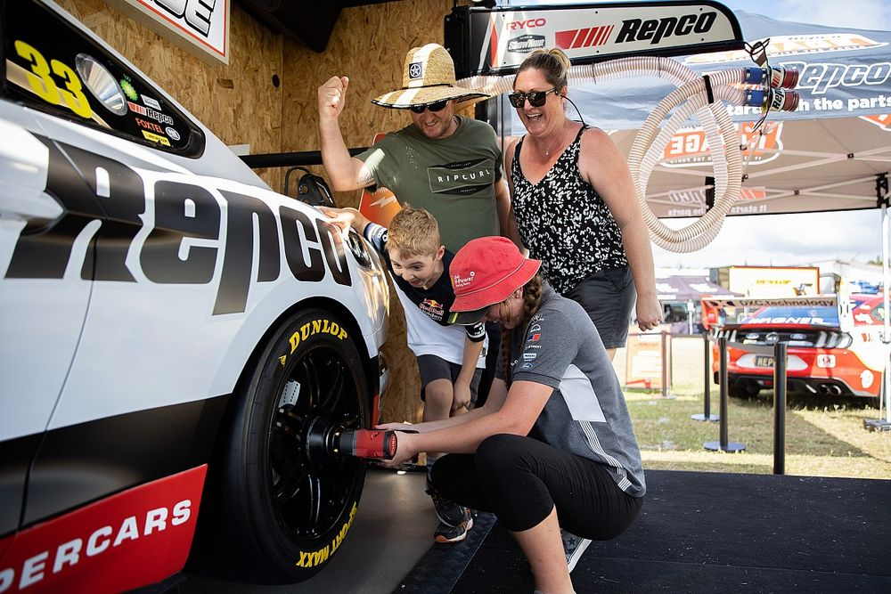 Repco debuts pitstop challenge in Townsville