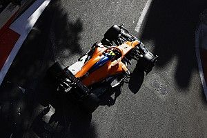 Norris gets grid penalty for Baku F1 red flag infringement