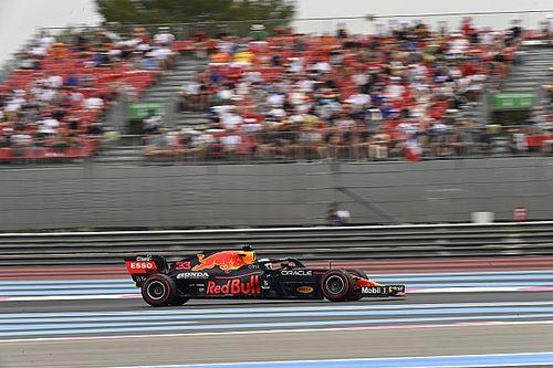 Ферстаппен опередил Хэмилтона в Ле-Кастелле и взял второй поул в сезоне