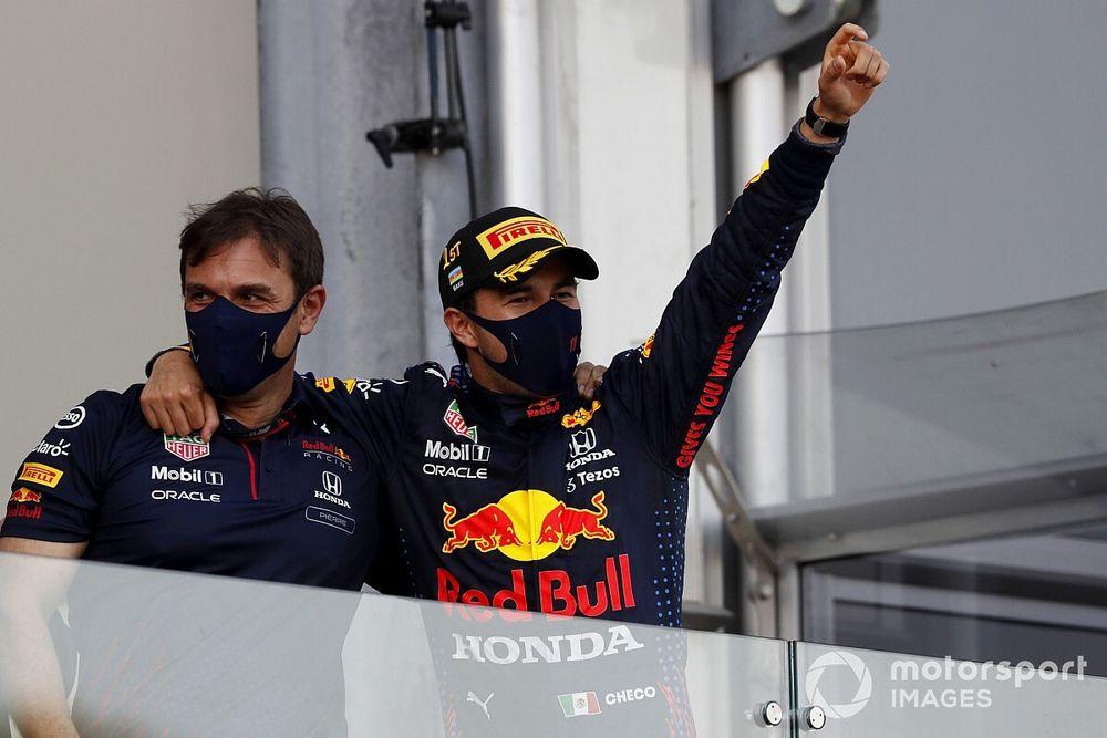 Perez: Verstappen Lebih Pantas Menang
