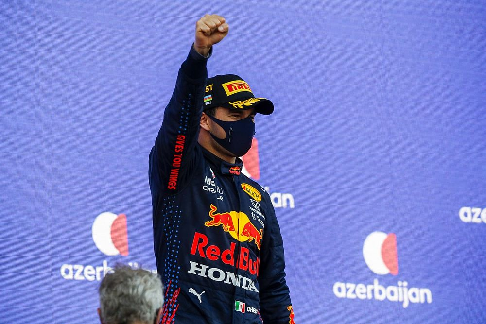 Red Bull ne se précipitera pas pour prolonger Pérez