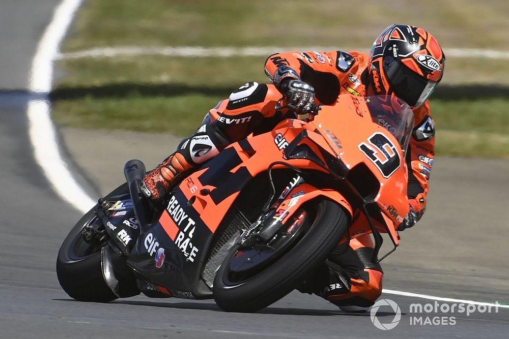 """Petrucci no puede """"estar triste"""" si se queda sin sitio en MotoGP"""