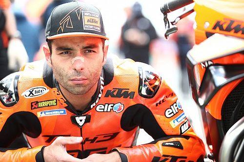 Petrucci: obiettivo Dakar se perde la KTM in MotoGP