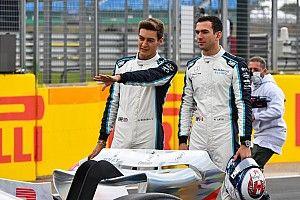 """F1 - Latifi brinca com 'abandono' de Russell: """"Nossas férias não valeram nada?"""""""