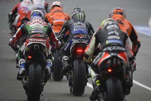 MotoGP в Барселоне: стартовая решетка