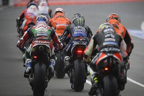 Гонка MotoGP в Муджелло: стартовая решетка