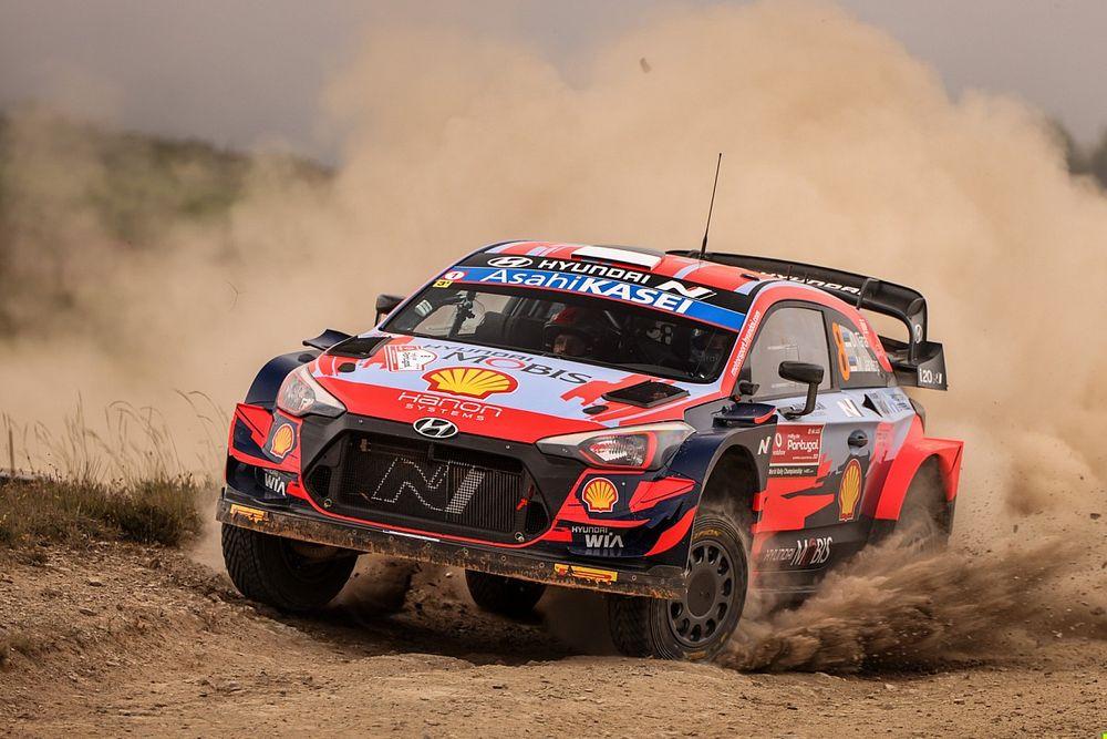 WRC, Pirelli: all'Acropoli fondamentale il controllo dell'usura